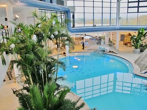 Plantas y recipientes para Pools bano termal y piscinas