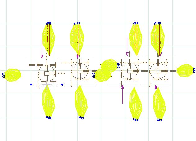 Perfekte Berechnung der Pflanzenausleuchtung Pflanzenplanung